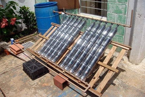 Diy Home Solar Hot Water Heater