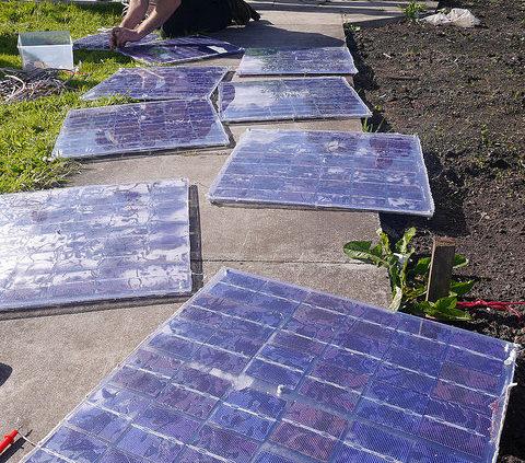 Diy Home Solar Installation