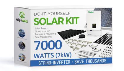 Diy Home Solar Panel Kit