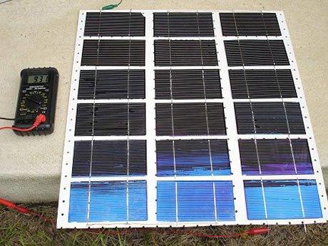 Diy Solar Power At Home