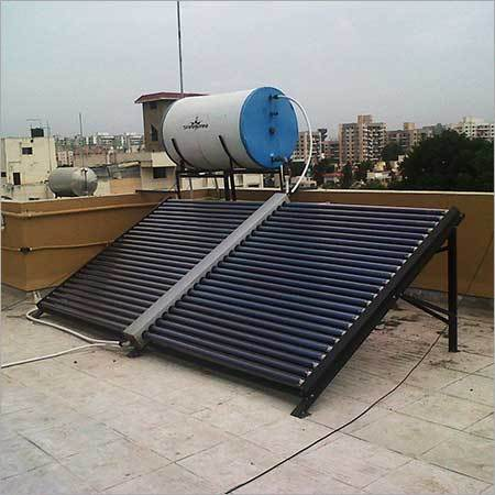 Diy Solar Water Heater For Home