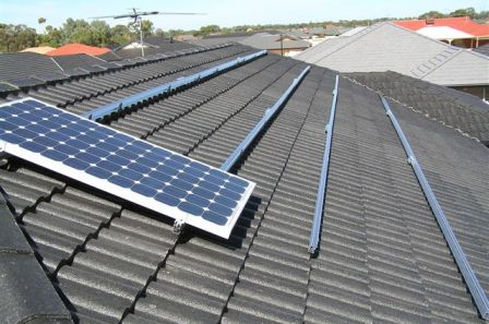 Solar Panels How To Install On Roof